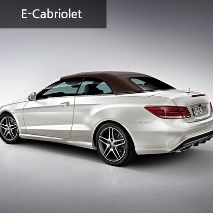 E-Cabriolet E200 Cabriolet