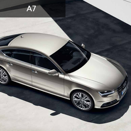 A7 50 TDI qu. Premium (3.0TDI)
