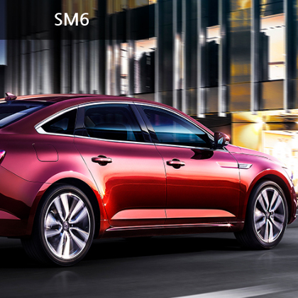 SM6 1.6 Tce LE (가솔린)