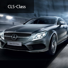 CLS-Class CLS400