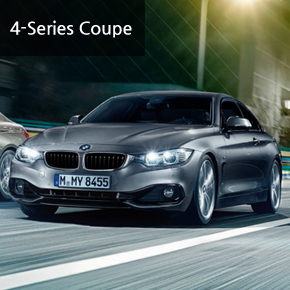 4-Series 420d Coupe M Sport