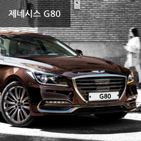 제네시스 G80 2.2 럭셔리 (디젤)